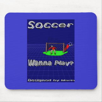 Goalie Mouse Pad