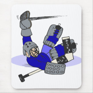 Goalie Save Mouse Pad