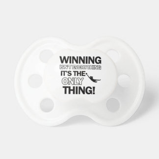 goalkeep design BooginHead pacifier
