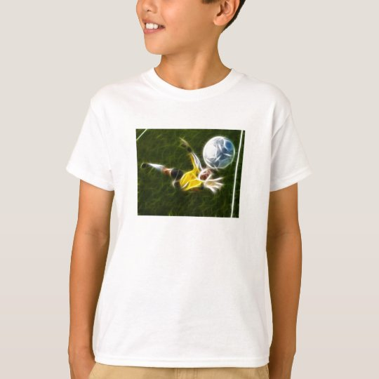 Goalkeeper in Action T-Shirt