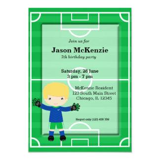 Goalkeeper Card