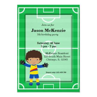 Goalkeeper Cards