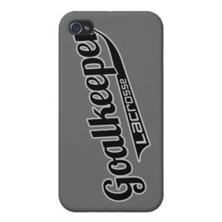 Goalkeeper iPhone 4/4S Cover