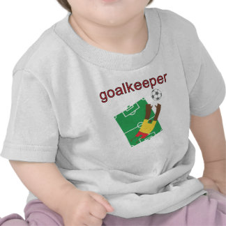 Goalkeeper T-shirts and Gifts