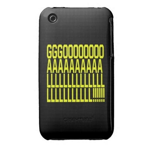 Goalllllllllllllllll iPhone 3 Cobreturas