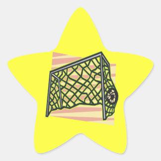 Goalllllllllllllllll Star Sticker