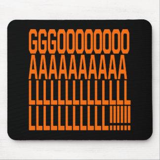 Goalllllllllllllllll Mouse Pads
