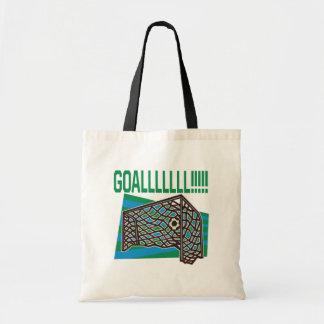 Goalllllllllllllllll Tote Bag