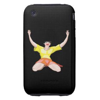Goalllllllllllllllll Tough iPhone 3 Cover