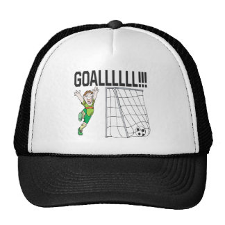Goalllllllllllllllll Trucker Hat
