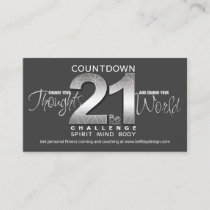 Goals Challenge Cards