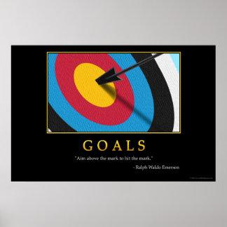 Goals Posters