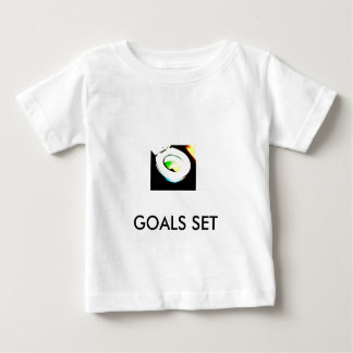 GOALS SET BABY T-Shirt
