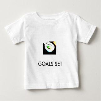 GOALS SET T-SHIRT