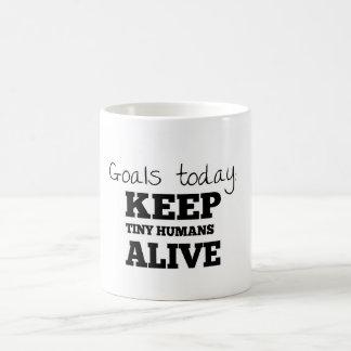 Goals Today Mug
