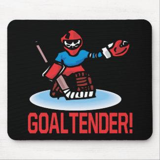 Goaltender Mouse Pad
