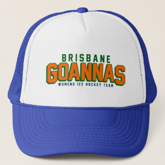 Goannas Team Trucker Hat