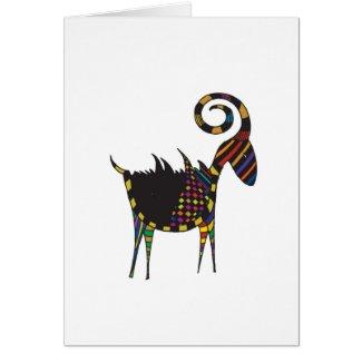 goat 2 card
