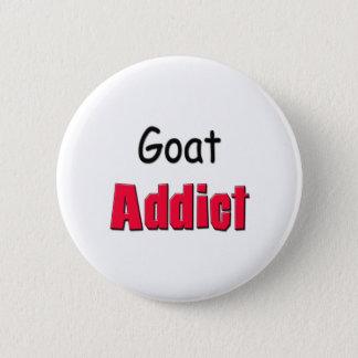 Goat Addict Button