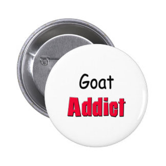 Goat Addict Buttons
