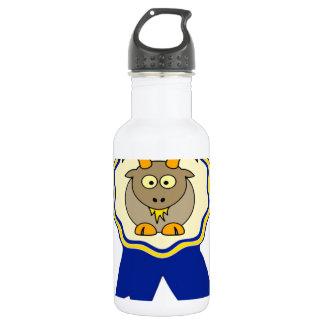 GOAT Award Stainless Steel Water Bottle