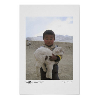 Goat Boy - Photo of the Year Category Winner Print