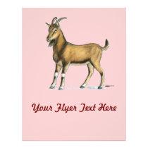 Goat:  Brown Flyer