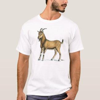 Goat:  Brown T-Shirt