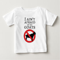 Goat Busters Baby T-Shirt