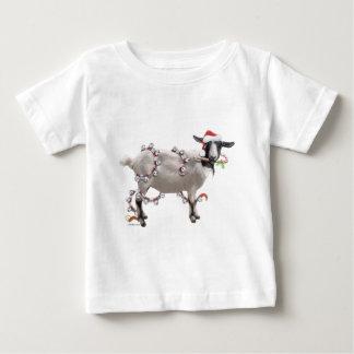 Goat Christmas Baby T-Shirt
