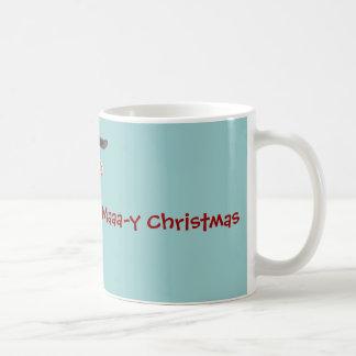 Goat Christmas Coffee Mug