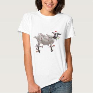Goat Christmas Shirt