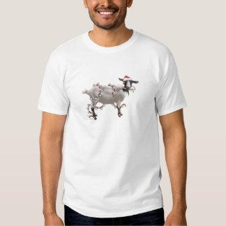 Goat Christmas T-Shirt