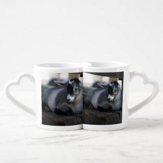 Goat Coffee Mug Set
