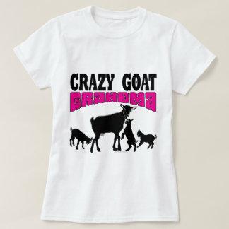 GOAT | Crazy Goat Grandma Pink GYG T-Shirt
