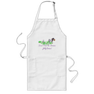 Goat Don't Eat the Brown Jelly Beans Apron