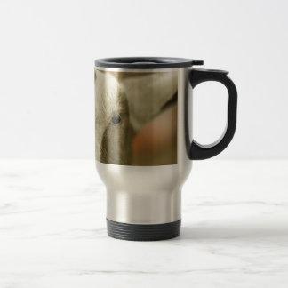 Goat Face Travel Mug