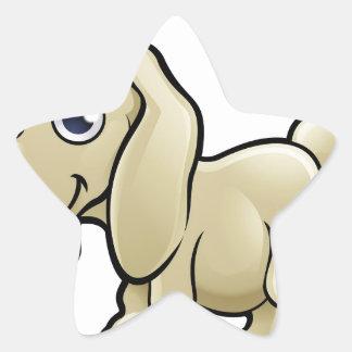 Goat Farm Animals Cartoon Character Star Sticker
