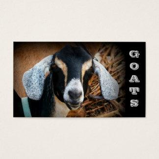 Goat Farm  Business Cards