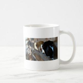 Goat Focus Coffee Mug
