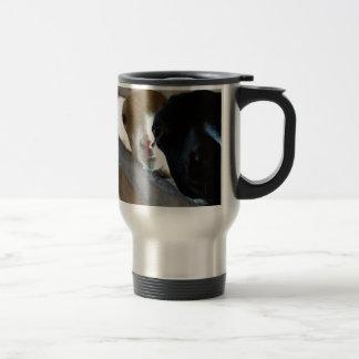 Goat Focus Travel Mug