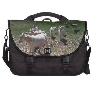 Goat Follow the Leader Commuter Bag