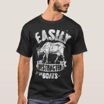 Goat friend T-Shirt
