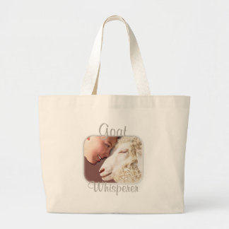 Goat Gifts Goat Whisperer Canvas Bags