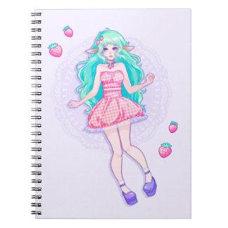 Goat Girl Notebook
