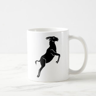 goat goat RAM support ibex capricorn goat support Coffee Mug