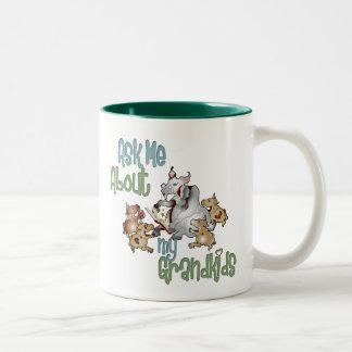 Goat Grand Kids - Grandma Coffee Mug