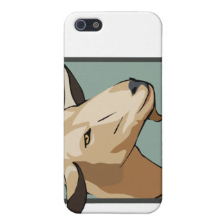 Goat Head Cover For iPhone SE/5/5s