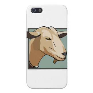 Goat Head iPhone SE/5/5s Case