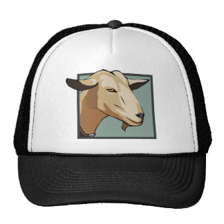 Goat Head Trucker Hat